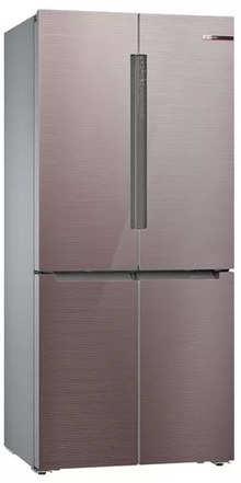 Bosch KFN86AA66I 549 Litres Multi Door 2 Star Refrigerator