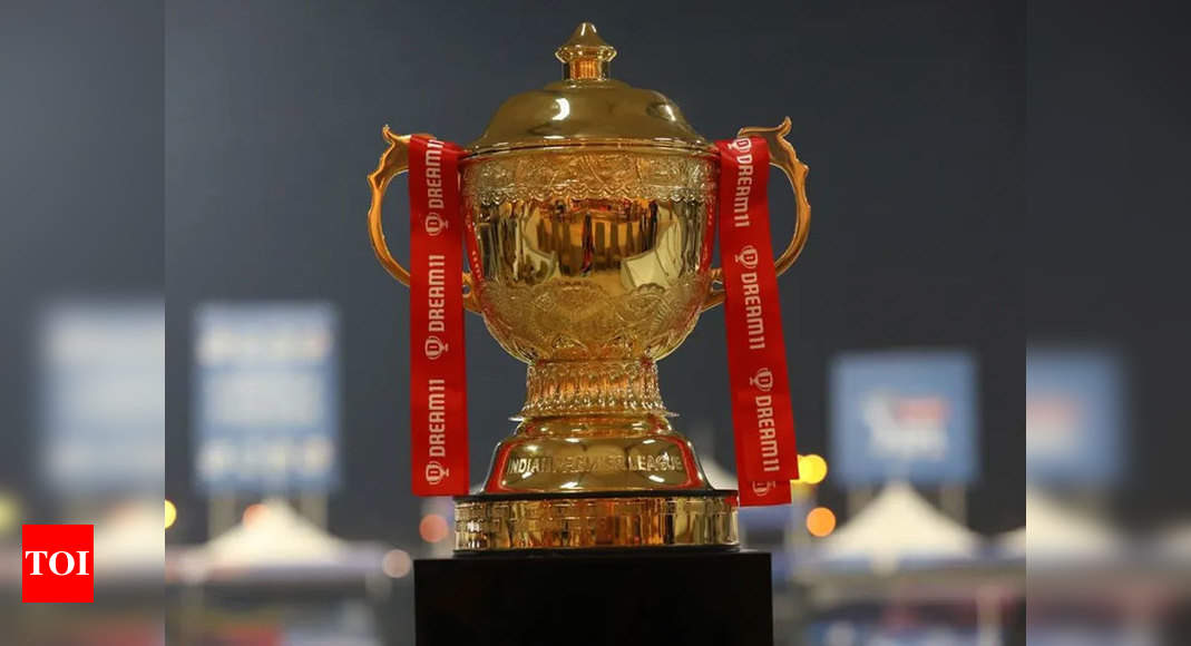 BCCI okays 10 team IPL from 2022, backs inclusion of cricket in the Olympics - Times of India