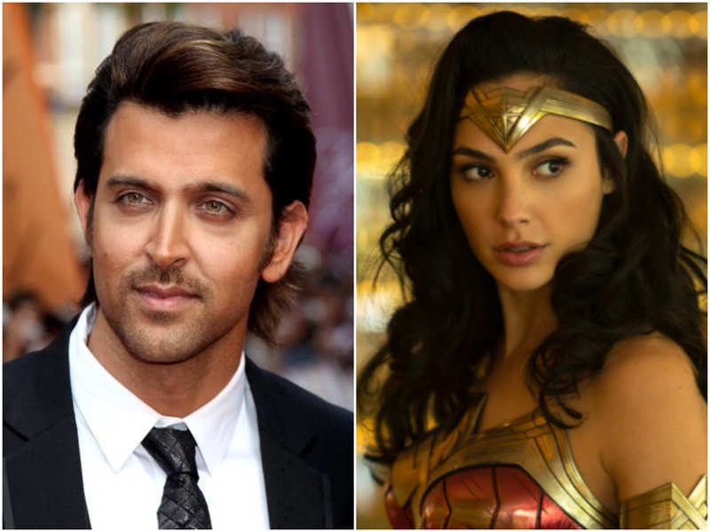 Gal Gadot has the sweetest reply for Hrithik Roshan on Twitter! Fans ask for a Krrish-Wonder Woman crossover