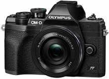 Olympus OM-D E-M10 Mark IV (Body) Mirrorless Camera