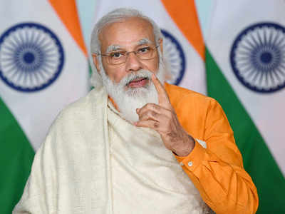 Indian PM makes appeal to farmers protesting over new laws