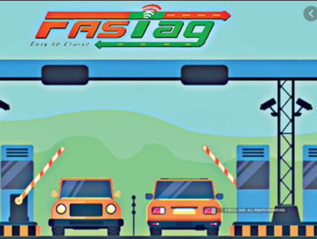 FASTag to be mandatory for vehicles from January 1, says Gadkari
