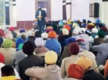 Path in gurdwara for Muslim protester who died of heart attack