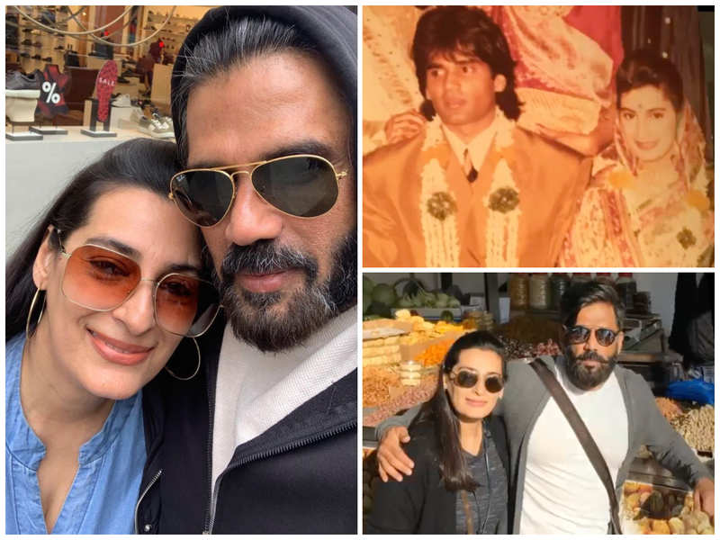 Suniel Shetty on 38 years of marriage with Mana Shetty: Our parents were againt it; But we believed that we were made for each other