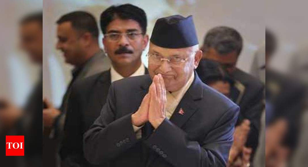 Nepal Supreme Court issues show cause notice against government over dissolving Parliament - Times of India