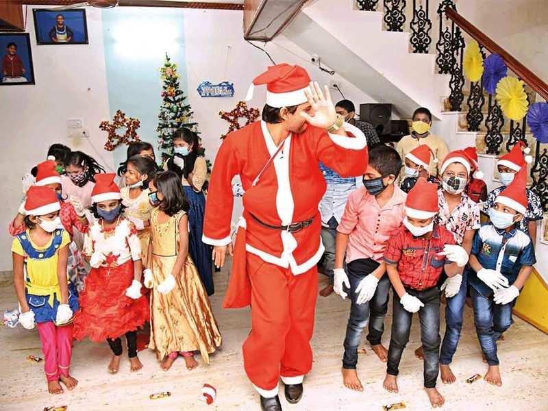 I'm not trying to copy Vijay Deverakonda, just want to spread some Christmas cheer: Abijeet Duddala