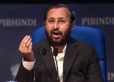 Javadekar Skips Posers on NDA's CM Choice for TN 2021 Polls and Links with Partner AIADMK | India News