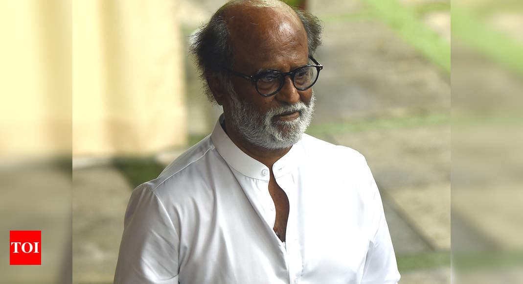 Rajinikanth to undergo more tests as his blood pressure continues to be high, hospital yet to take a call - Times of India