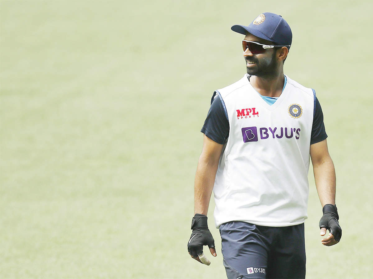 Ajinkya Rahane captained side really well, team didn't carry baggage of loss from Adelaide, says VVS Laxman   Cricket News - Times of India