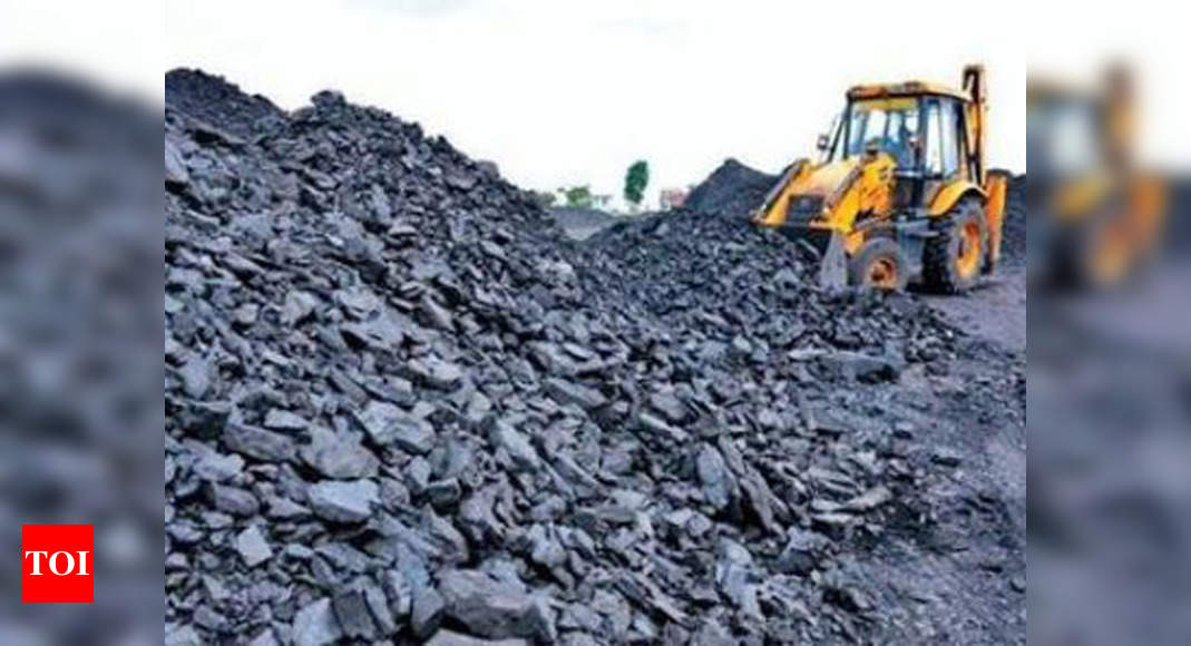 Coal India set to diversify into non-coal mining areas in 2021 – Times of India