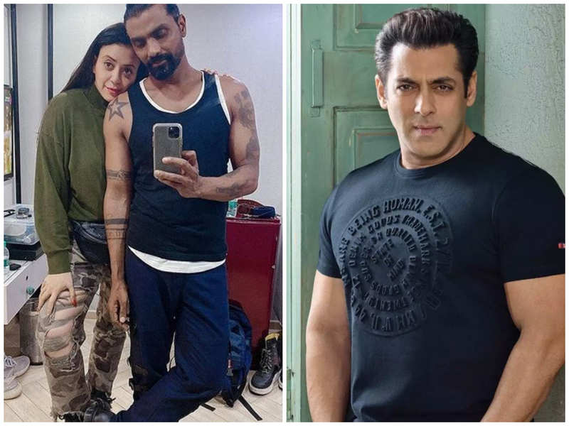 Exclusive! Here's how Salman Khan helped Lizelle D'Souza when Remo D'Souza suffered a sudden heart attack