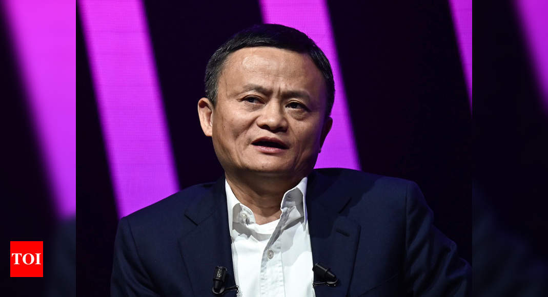 Jack Ma's Ant Group turning from windfall to nightmare for its global investors - Times of India