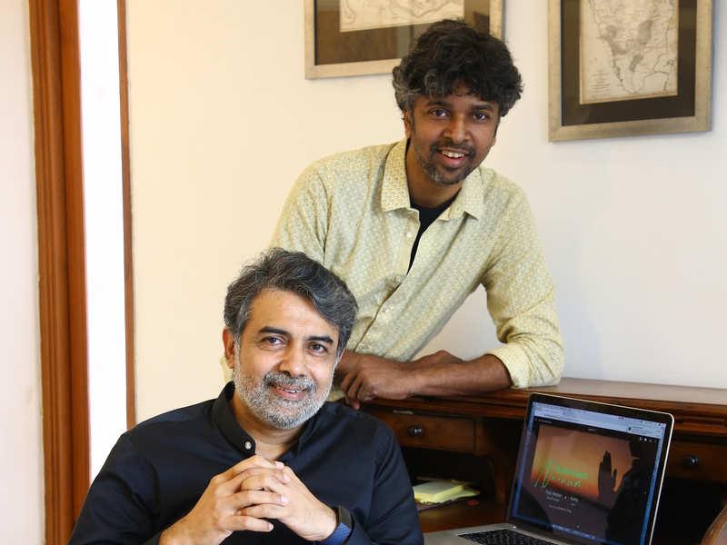 Rajiv Menon and Madhan Karky collaborate on a Tamil isai series