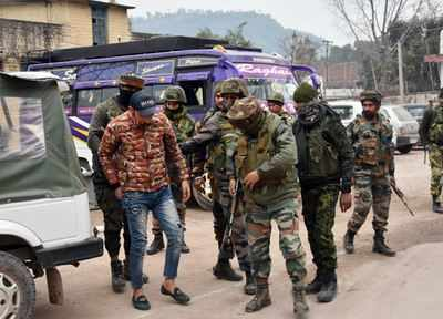 Terrorist plot to attack J&K temples thwarted, trio arrested   India News