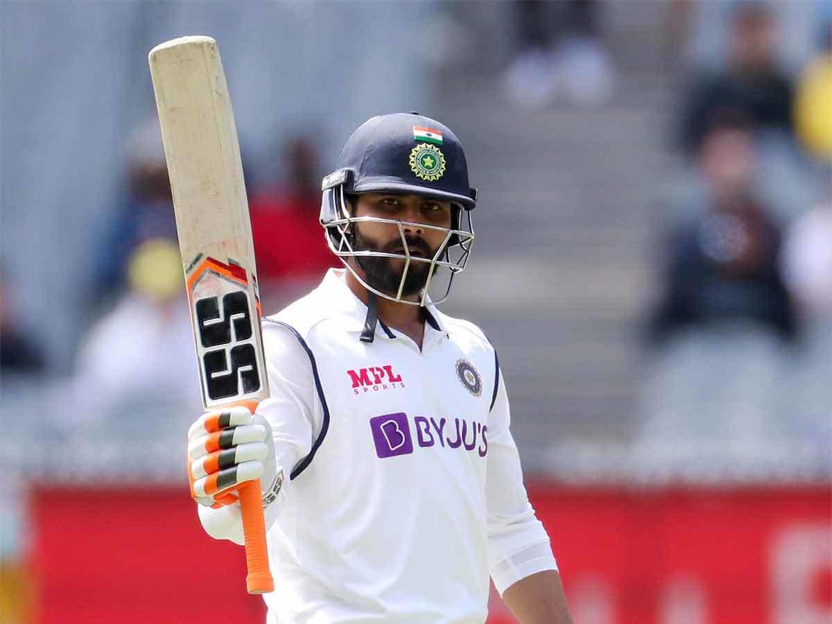 2nd Test: Ravindra Jadeja's batting comes of age | Cricket News - Times of  India