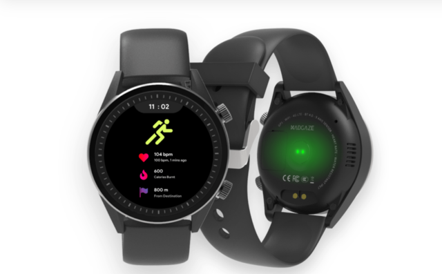 WatchOut Wearables launches its first gesture-based smartwatch at introductory price of Rs 19,999