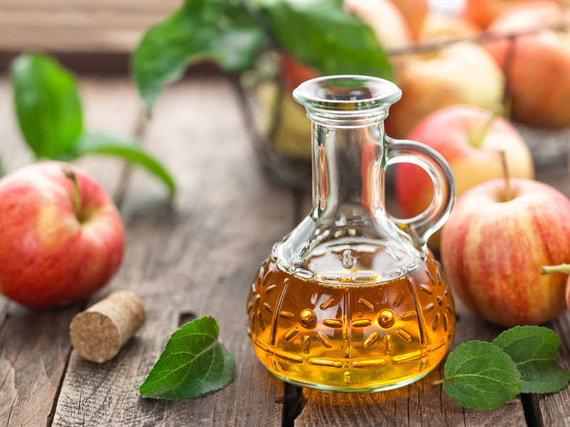 Apple cider vinegar: The right way and time to drink it