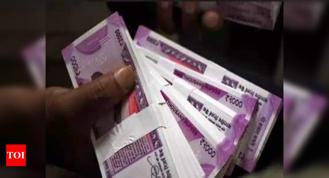 Finance ministry releases weekly instalment of Rs 6,000 crore to meet GST shortfall – Times of India