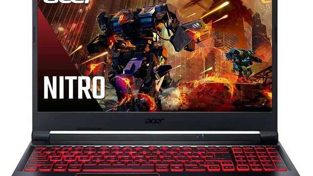 Acer Nitro 5 gaming laptop is up for purchase at $150 off on Amazon