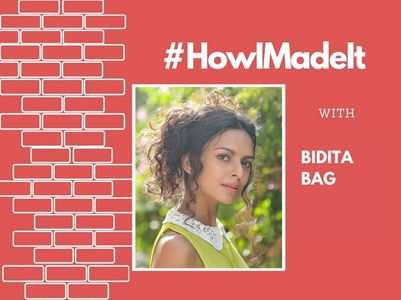 #HowIMadeIt! Bidita Bag on her journey