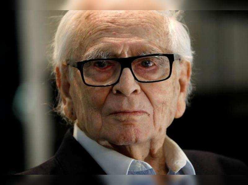 Legendary French designer Pierre Cardin dies at 98