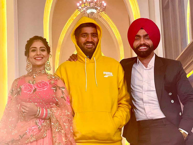 Ammy Virk and Tania starrer 'Sufna 2' goes on the floor