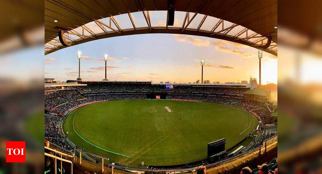 India vs Australia:  India vs Australia, 3rd Test: Fans urged to cheer quietly at SCG amid Covid-19 outbreak   Cricket News - Times of India
