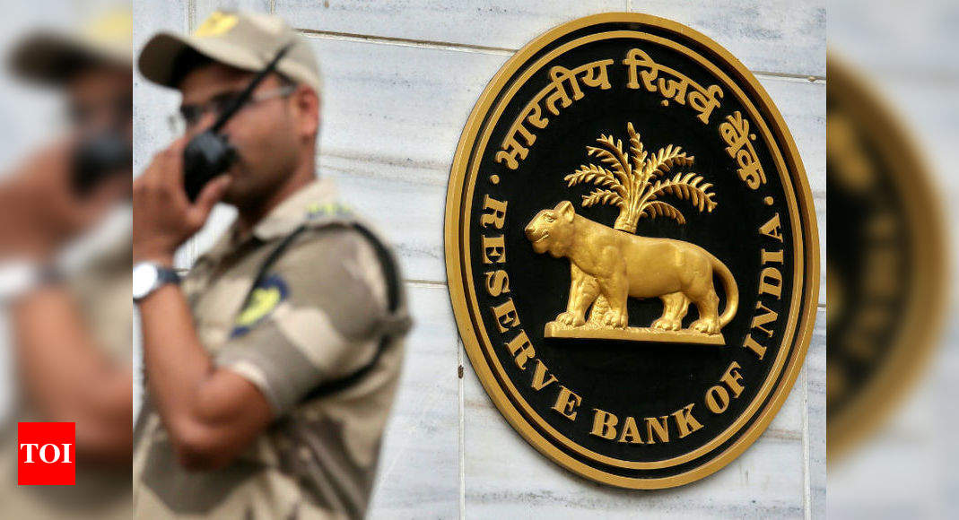 Rescue acts, growth measures dominate RBI's platter in 2020; new inflation target awaited in new year – Times of India