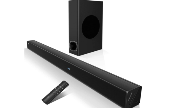 Amazon is offering up to $30 off on soundbars from, Yamaha, Vizio and others