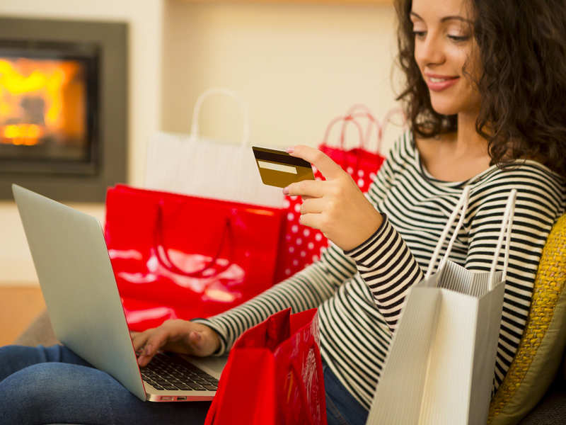 2020: The year when online shopping saw a sharp rise - Times of India
