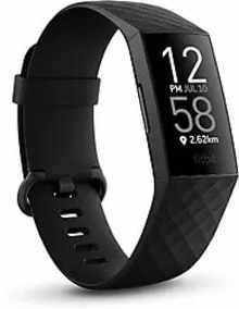 Fitbit Charge 4 FB417BKBK