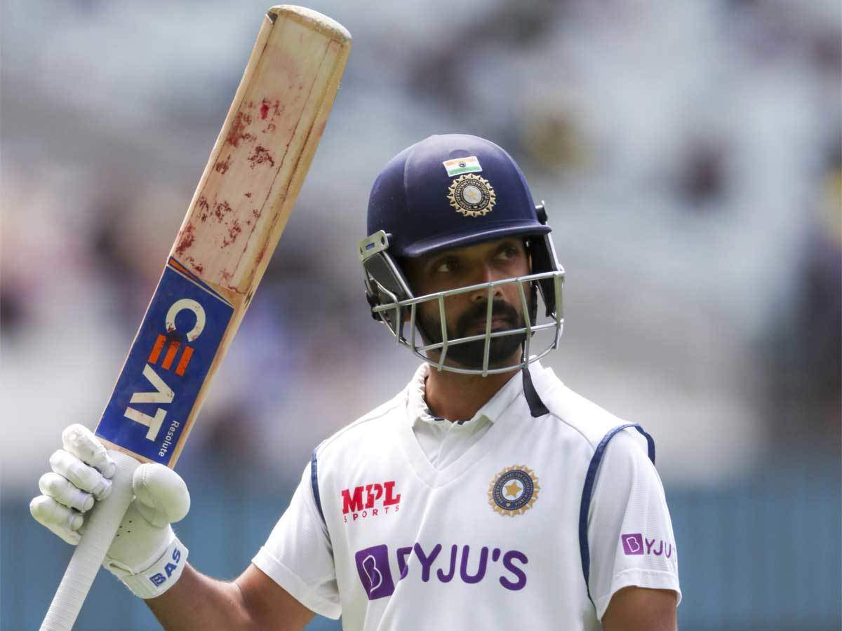 Ajinkya Rahane will feature in the First Test, fit from his injury