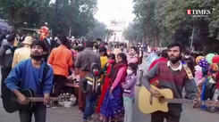 Here's how Kolkatans are celebrating the first day of 2021