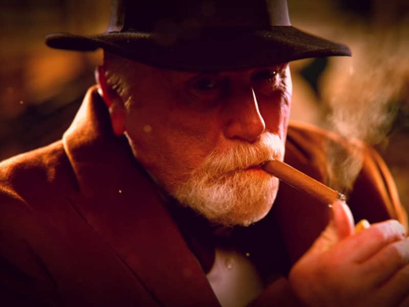 Dhanush's Jagame Thandhiram's Hollywood actor James Cosmo's special message on New Year