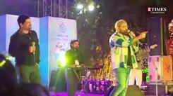 Band performances on the final day of Bangla Sangeet Mela