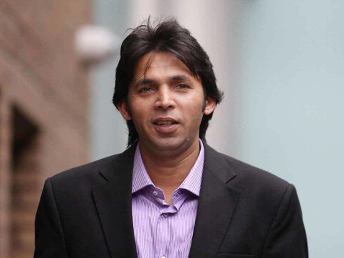 Mohammad Asif. (Getty Images)