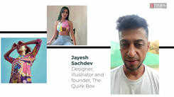 2021 is going to be all about sustainable fashion, cottons, and softer, home-friendly fabrics, says designer Jayesh Sachdev