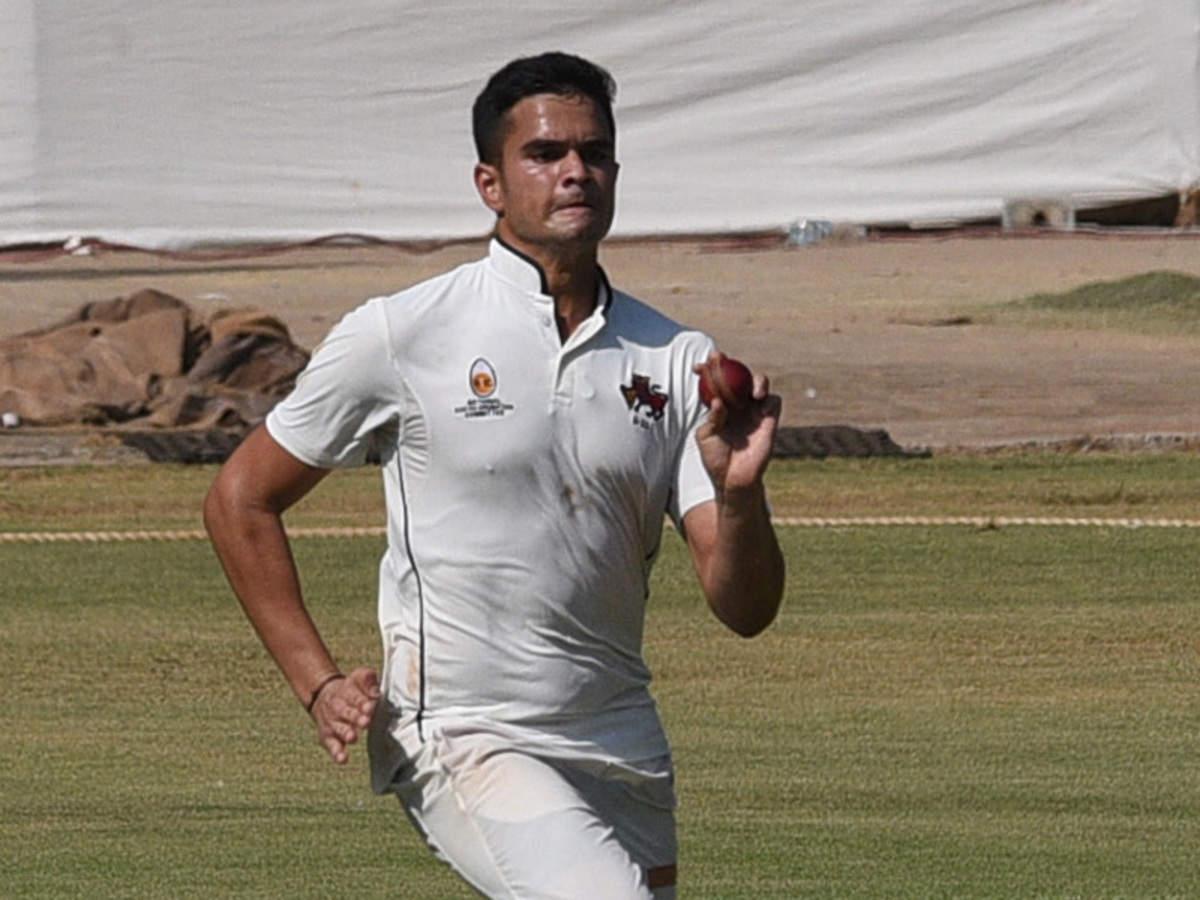 Mushtaq Ali T20: Arjun Tendulkar added to Mumbai squad | Cricket News - Times of India