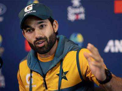 Pakistan's Rizwan hints at team changes for second New Zealand Test