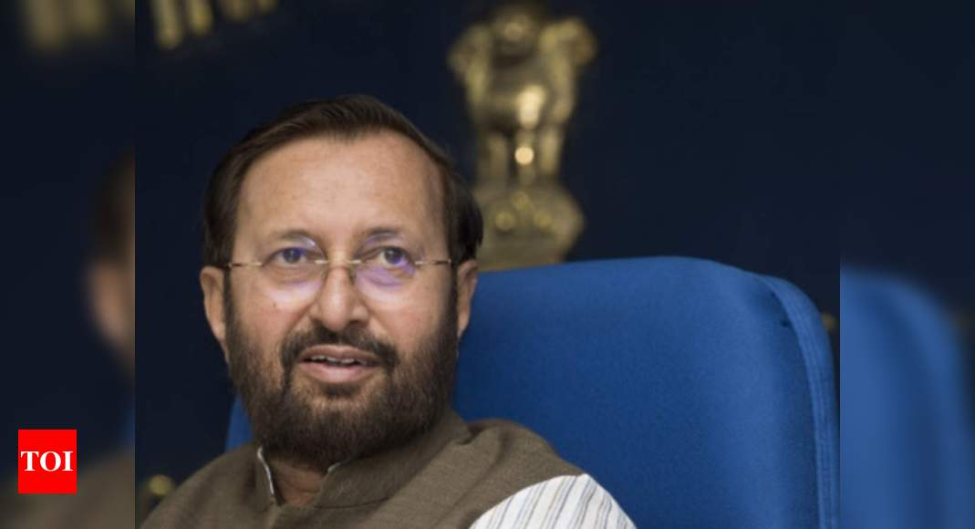 Government's commitment to welfare of farmers 'unparalleled': Prakash Javadekar - Times of India