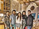 Shilpa Shetty invites Genelia and Riteish Deshmukh to her new Mumbai restaurant