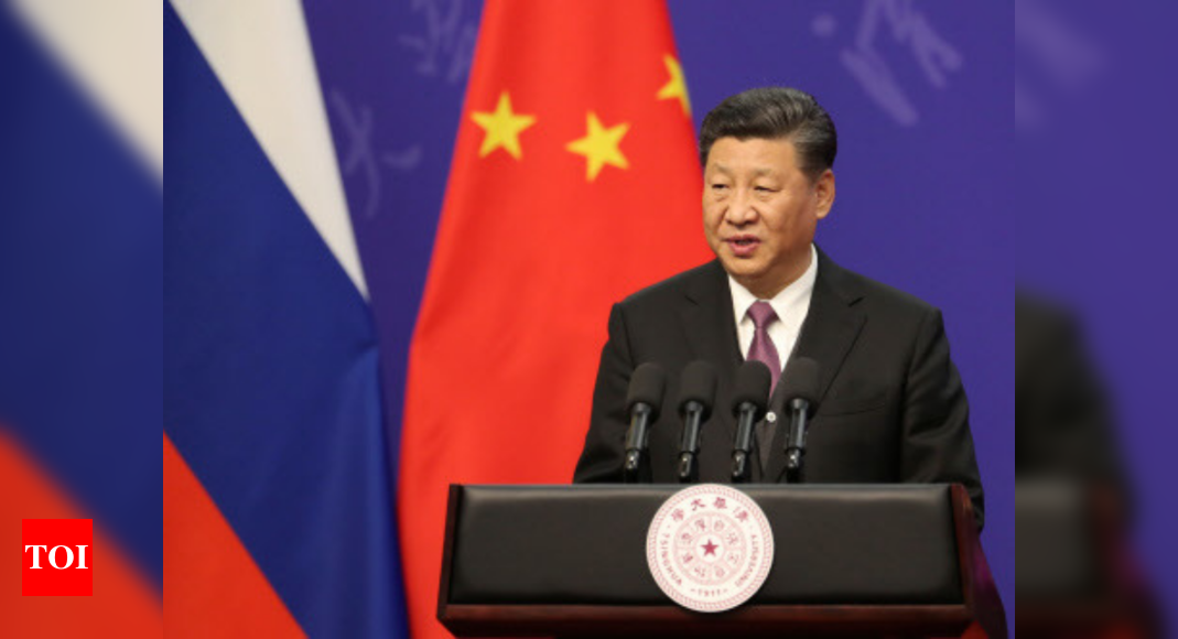 China's new defence law expands power of its military headed by Xi - Times of India