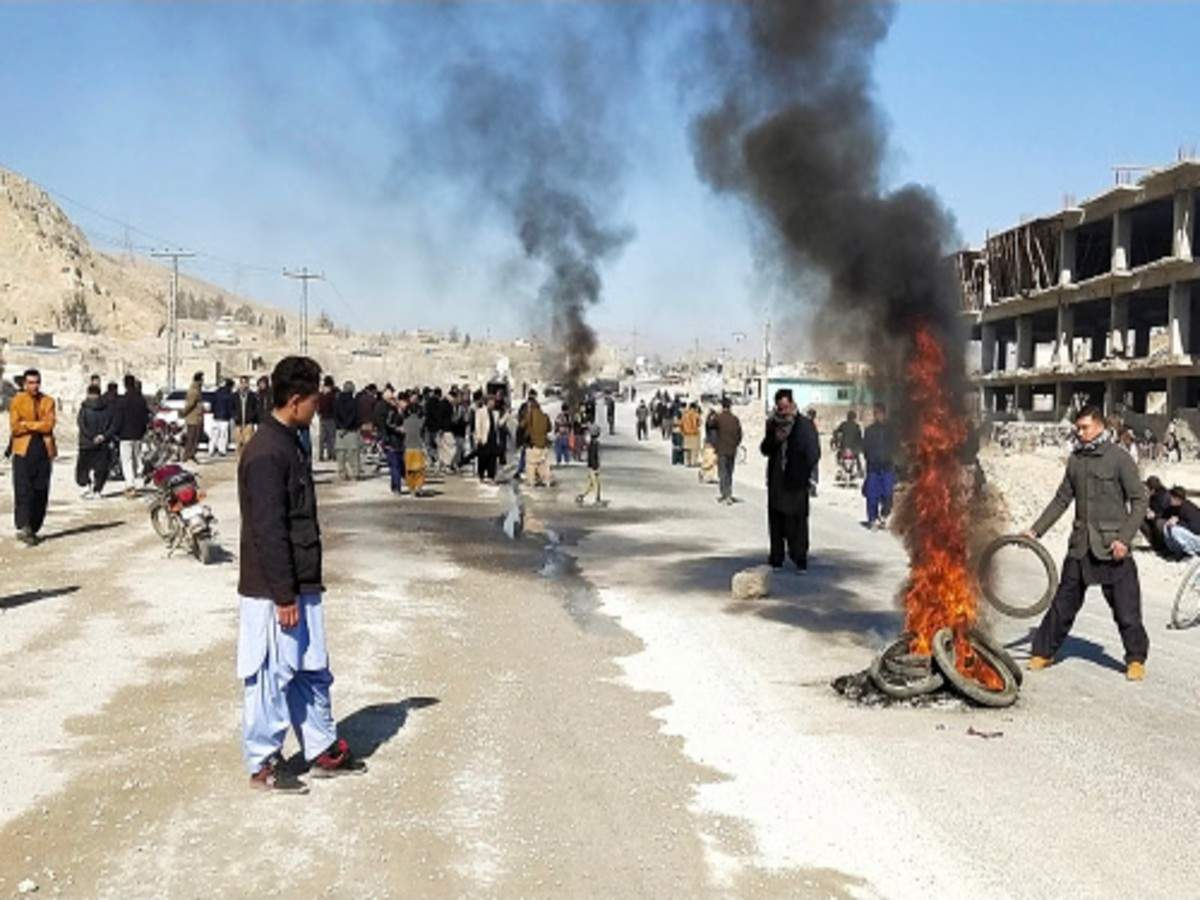 11 coal miners from Pakistan's minority Shia Hazara community shot dead in  Balochistan - Times of India