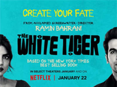 Movie Review: The White Tiger- 4.5