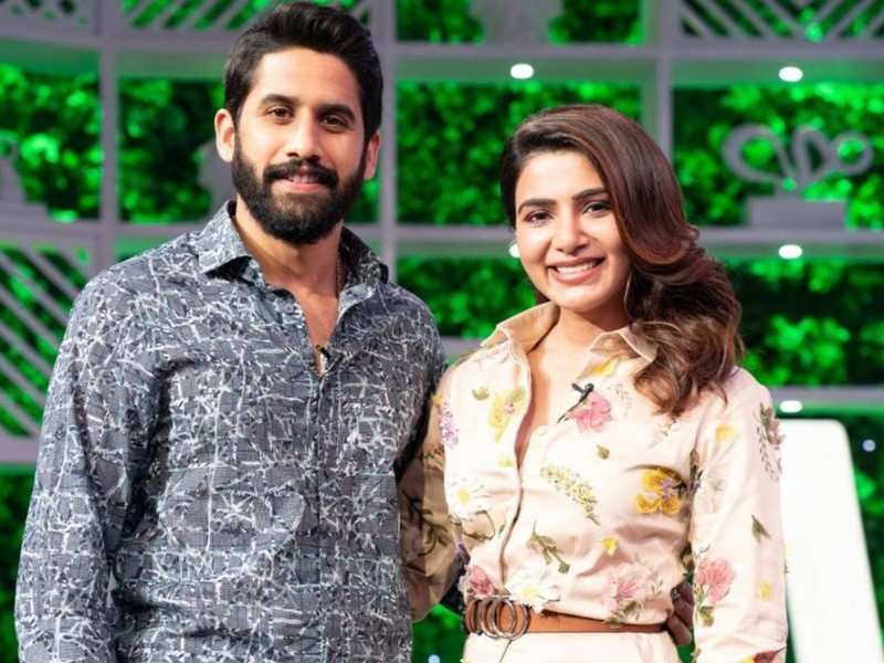 Hubby Naga Chaitanya to be the next celebrity guest on Samantha's talk show