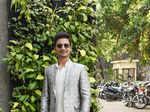 Celebs attend Priyanshu Painyuli and Vandana Joshi's wedding party