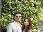 Celebs attend Priyanshu Painyuli and Vandana Joshi's wedding party