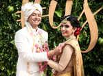 Yeh Rishta Kya Kehlata Hai' actress Shirin Sewani ties the knot with Udayan Sachan