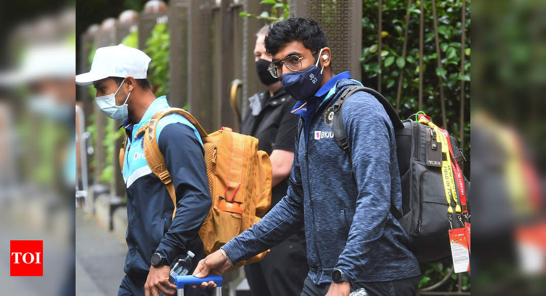 India vs Australia: Team India agrees to 'strict' protocols in Sydney - Times of India