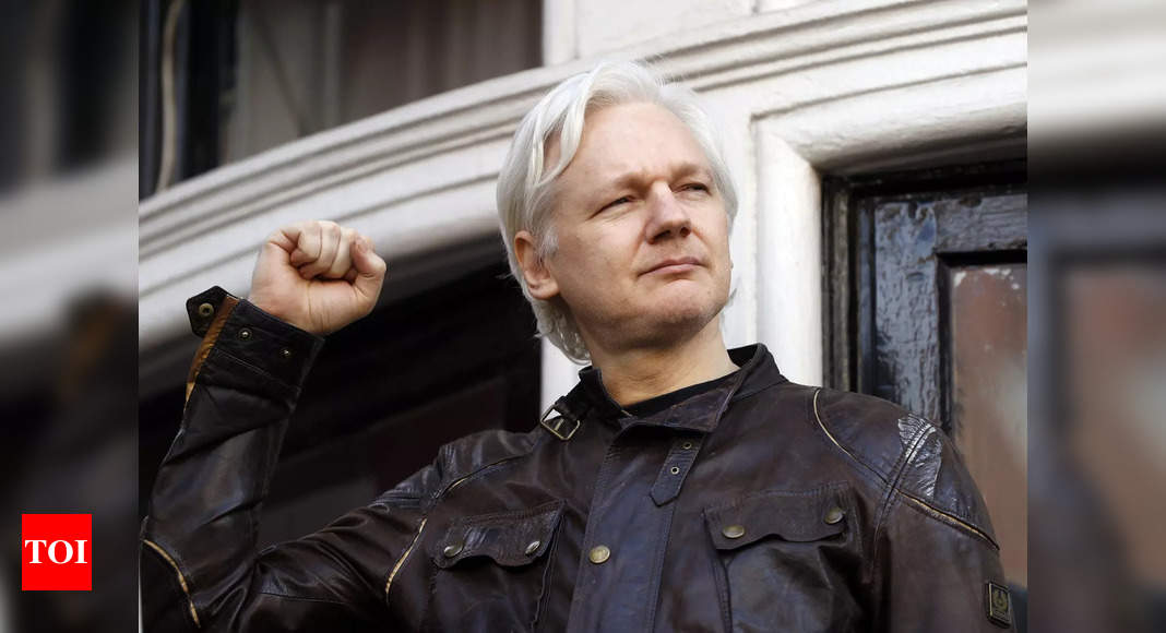 'US will continue to seek Assange's extradition' - Times of India